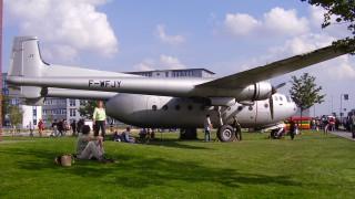 Noratlas Transportflugzeug