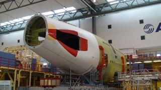 Rumpfheck A380
