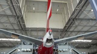 A380 im Dock