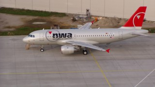 A319 NWA