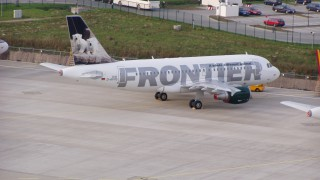 A319 Frontier