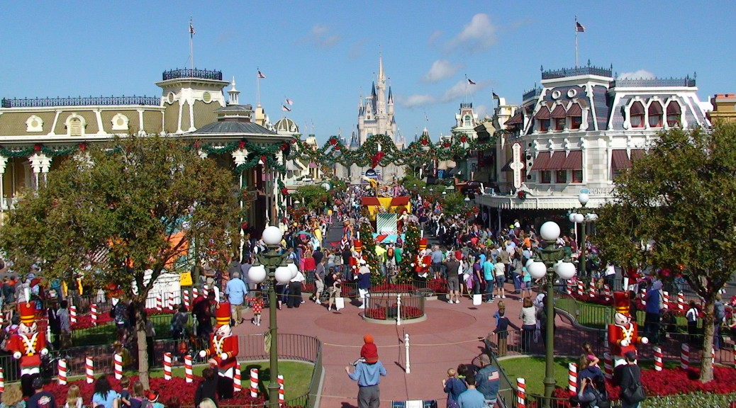 Disney World Magic Kingdom - Orlando Florida